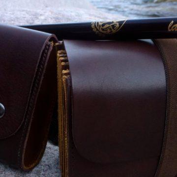 Portafogli e cinturone Valsesiano